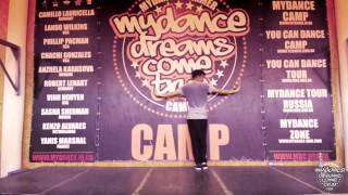 MYDANCE camp 2013 Jennifer Lopez - On The Floor ft. Pitbull ROBERT LENART class