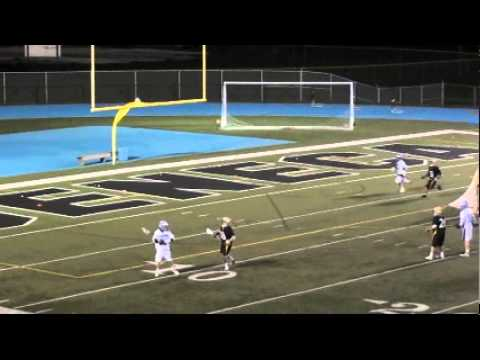 Jordan Kelly Lacrosse Highlights