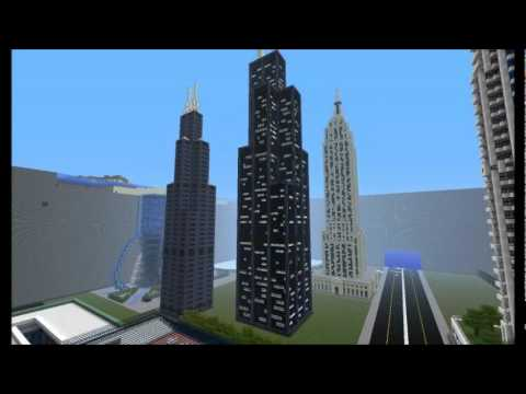 Vecter/newcraft Sears Tower