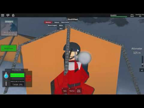 Roblox Mountain Everest (Bloopers)