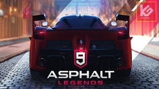 Asphalt 9 Legends Android Game Play Video