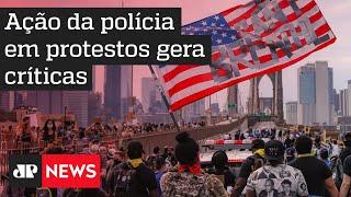 EUA: Ação da polícia em protestos gera críticas
