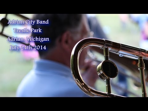 Adrian City Band, Wizard of Oz