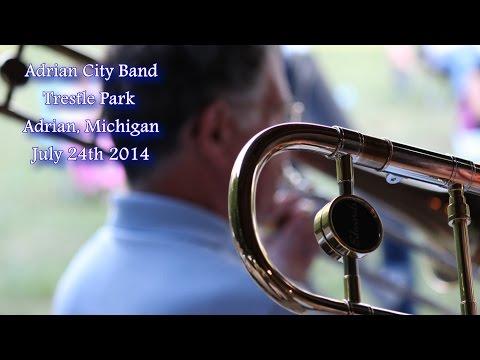 Adrian City Band, Wizard of Oz