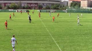 Bican Cup 2019 Praha_Karpaty 0:3 Zaglebie Lubin Poland _1 part