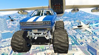 GTA 5 Real Life Mod #23 - THE WORLD'S BEST STUNTS!! ULTIMATE STUNTMAN! (GTA 5 Mods Gameplay)