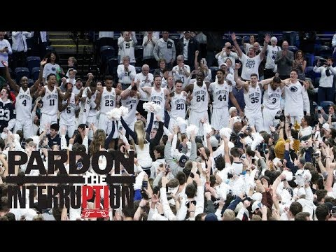 All these huge upsets 'make college basketball great' | Pardon the Interruption | ESPN
