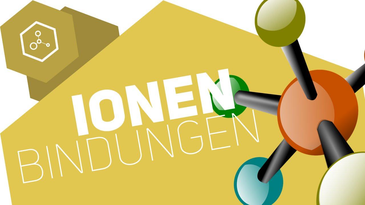 Ionengitter & Gitterenergie - Ionenbindung - YouTube
