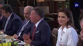 جلالة الملك والرئيس النمساوي يبحثان آليات توسيع التعاون بين البلدين - (18-4-2018)