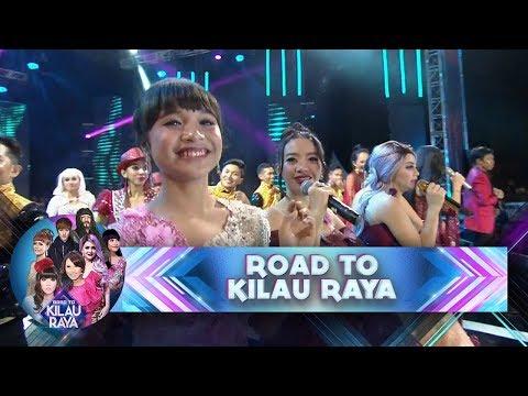 Terima Kasih Surabaya, Ayu Ting Ting, Tasya Rosmala, Jenita Janet POKOKE JOGET - Road To Kilau Raya