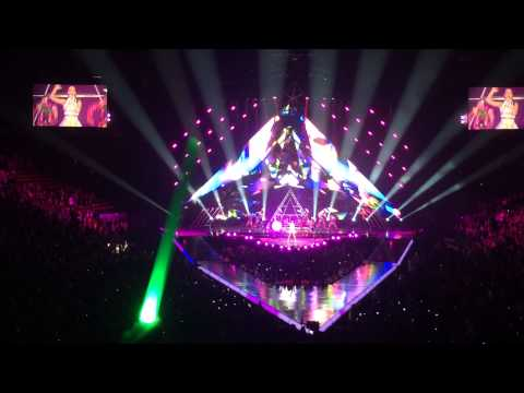 Katy Perry - Roar [Toronto, Air Canada Centre]