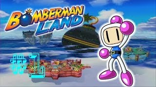 Let's Play Bomberman Land (Wii) Part 1