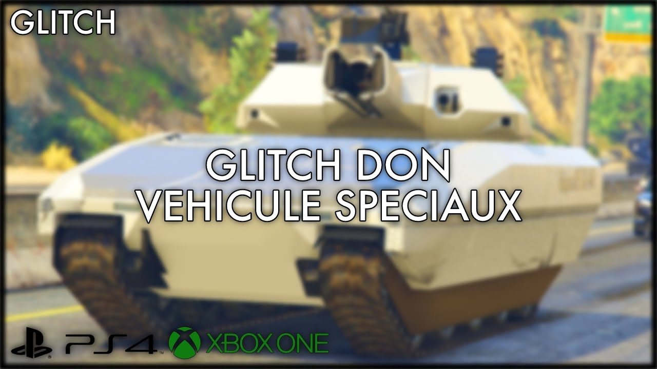 glitch don de vehicule speciaux gta5 online youtube. Black Bedroom Furniture Sets. Home Design Ideas