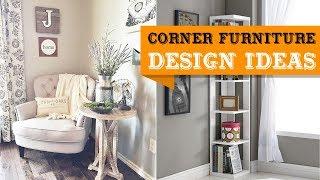 26+ Smart ideas for Corner Furniture Design in your Home