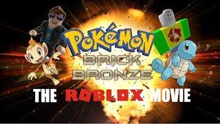 POKÉMON BRICK BRONZE: THE ROBLOX MOVIE - The Adventure Begins!