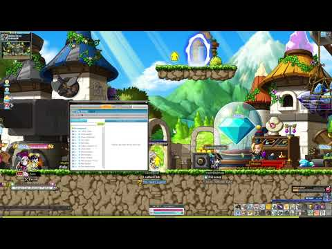 Maplestory Quick Level 10 Crafting Profession Guide