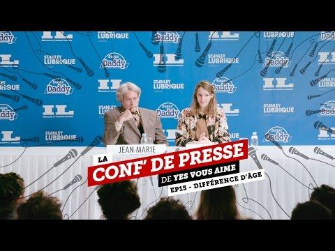 La conf de presse - EP15 - Différence d'âge