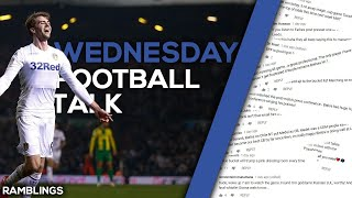 Wednesday Night Football | Perspective?