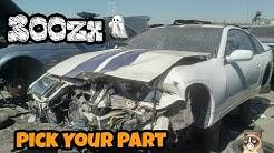 Junk yard in California- Pick Your Part