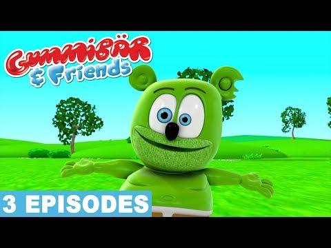 Gummy Bear Show 3 BEST EPISODES Gummibär And Friends Gummy Bear Song