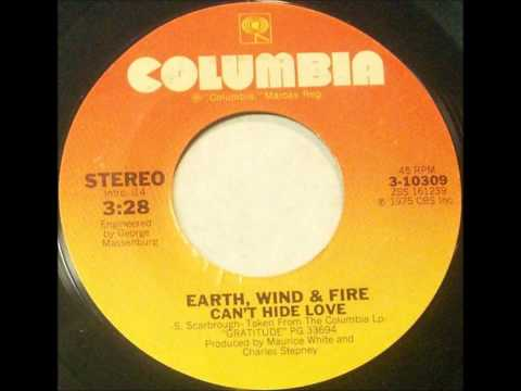 Earth Wind & Fire - Can't Hide Love (Masters At Work MAW Mix)