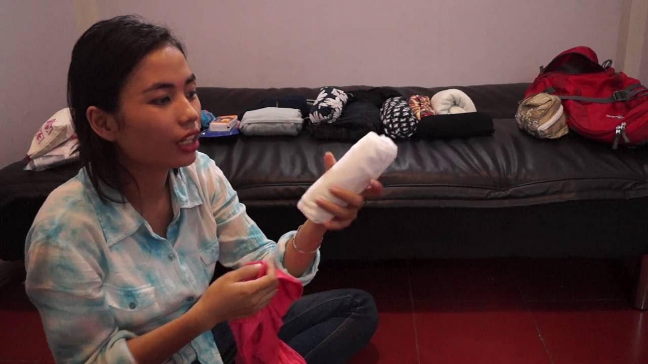 Cara Menggulung Baju Dan Celana Untuk Backpacker Youtube Setelan Koko Anak Rbj477