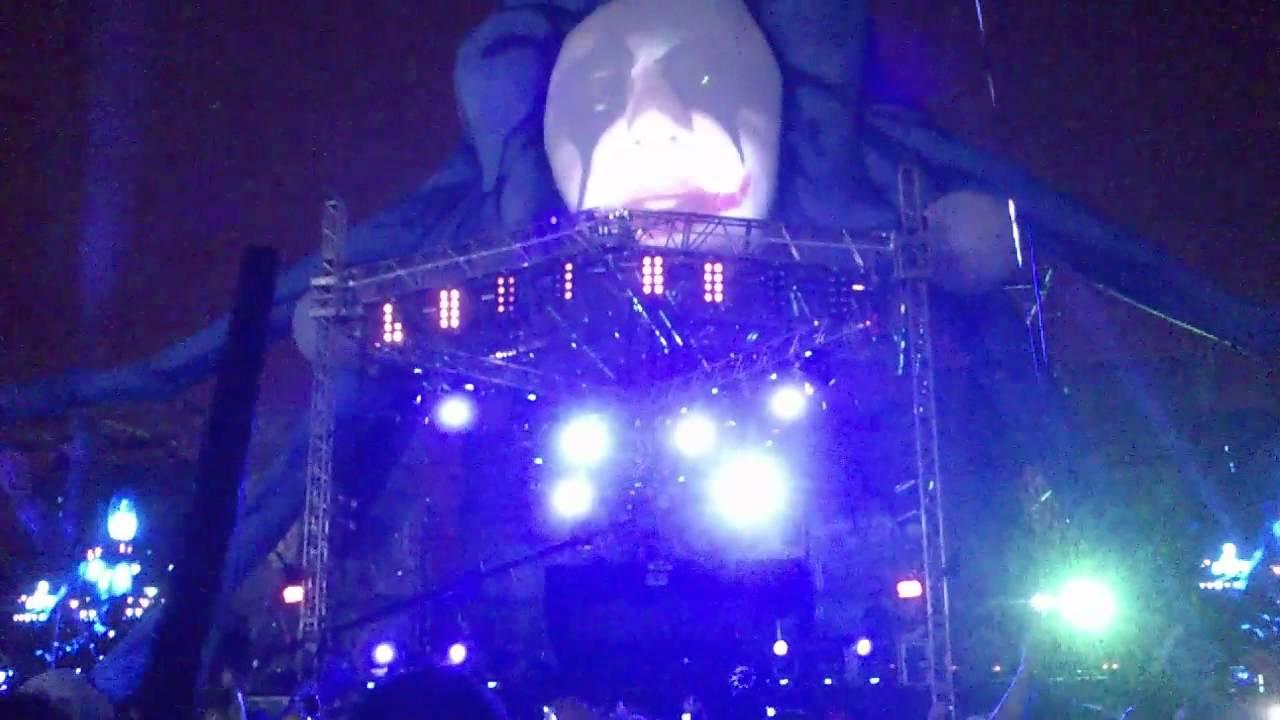 Fiesta de Disfraces Parana 2012 - Terrible presentación! - YouTube