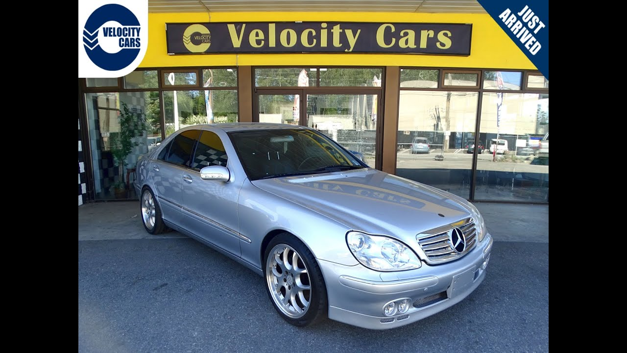1999 mercedes benz s320 127k s no accdnt oil serviced s class for sale in vancouver bc canada youtube