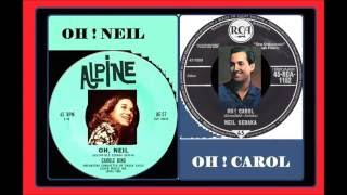Neil Sedaka, Carole King - Oh! Carol, Oh! Neil 1959