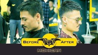 Tóc nam đẹp | Kiểu tóc mohican đẹp Cháy hàng | Hoa Vinh đảo ngói tại Phong BvB