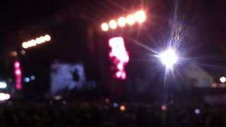 Editors (No Sound But The Wind) @ Rock Werchter 2012