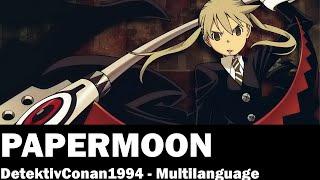 Soul Eater Papermoon Dj-jo Multilanguage