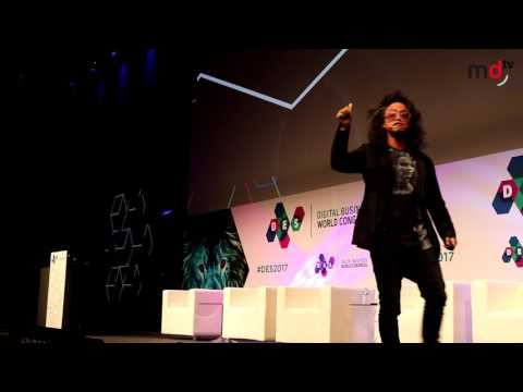 """DES 2017 - """"Innovation is out. Invention is in"""" -  David Shing (AOL)"""