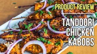Product Review: Tandoori Chicken Kabobs Using Nuwave Oven / Brocheta Tandoori De Pollo