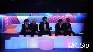 Download Lagu [FANCAM] 171201 2017 MAMA BTS's Reaction to Red Velvet Peek-A-Boo Mp3