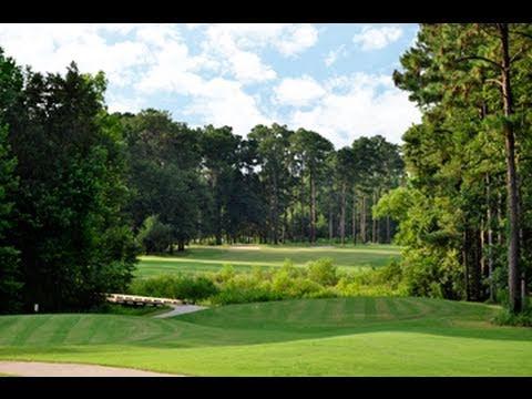 Brazell's Creek Golf Course At Gordonia Alatamaha State Park