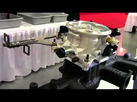 FAST EZ-EFI Jeep 4 2L/6 Cylinder Kit from COMP Performance Group ID12948