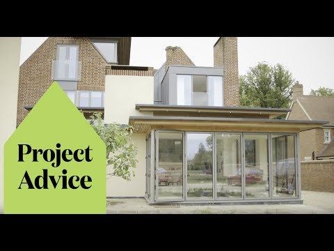 Ideas for renovating a Victorian terraced house