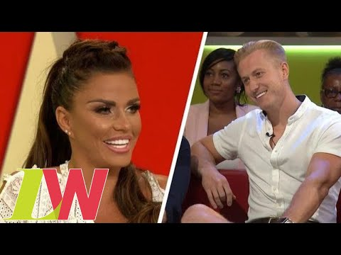 Katie Price's New Boyfriend Is Being a Positive Influence on Her Life | Loose Women