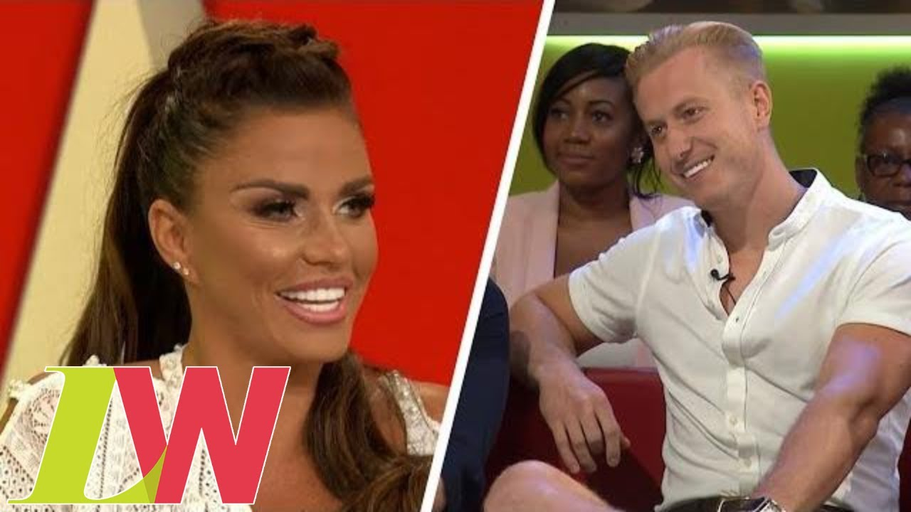 Katie Price S New Boyfriend Is Being A Positive Influence On Her Life Loose Women Youtube