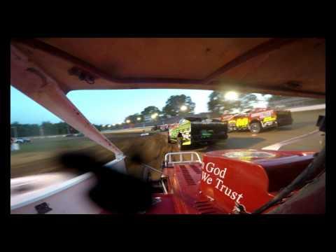 Albany Saratoga Speedway Big Show 9 Sportsman Feature 6/27/17