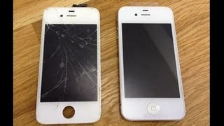 How To Replace iPhone 4 Screen(, 2013-06-29T13:56:26.000Z)
