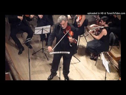 Barbella: Violin Concerto | Antonio Colica | Carlo Prato | RAI Napoli (3.11.1984)