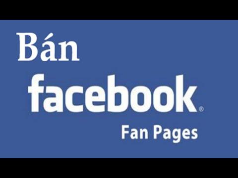 Dịch vụ mua bán fanpage giá rẻ