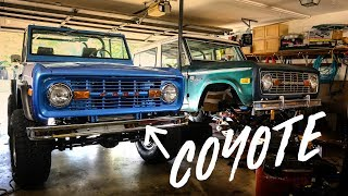 I Got Another Bronco! With A COYOTE Engine!!