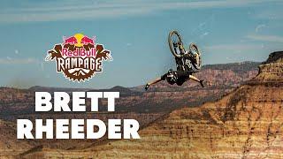 Brett Rheeder's Flowy Finals Run POV - Red Bull Rampage 2015