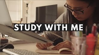 Study with me | a real time study session--study motivation