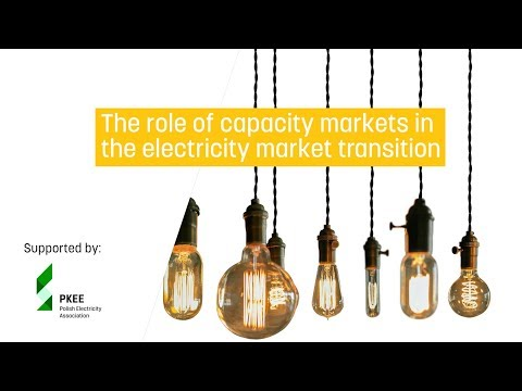 The role of capacity markets in the electricity market transition