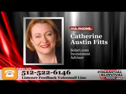 $500 oz Silver Soon Catherine Austin Fitts on Future Parabolic Moves in Precious Metals