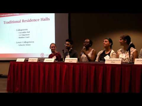 Housing Beyond The First Year Info Session 2016
